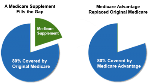 Medicare Advantage Pie Chart