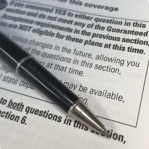 Pen and Insurance Application
