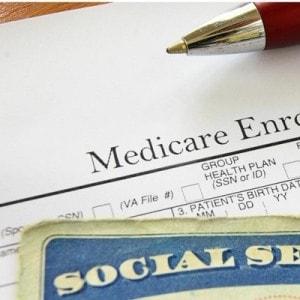 Enrollment Form Medicare Part A and Part B