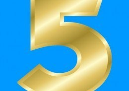 Gold Number Five