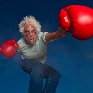 Senior Boxing Gloves