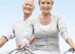 Seniors on Bike