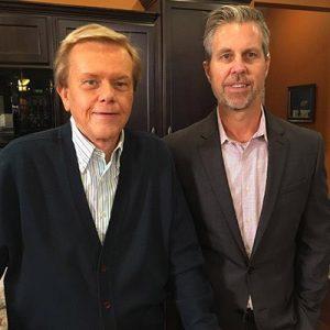 Ken Boesch and Doug Llewelyn