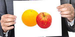 apples or oranges